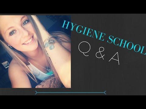 Dental Hygiene School q&a