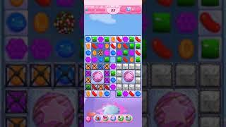 Candy Crush Saga Level 381 Perfect
