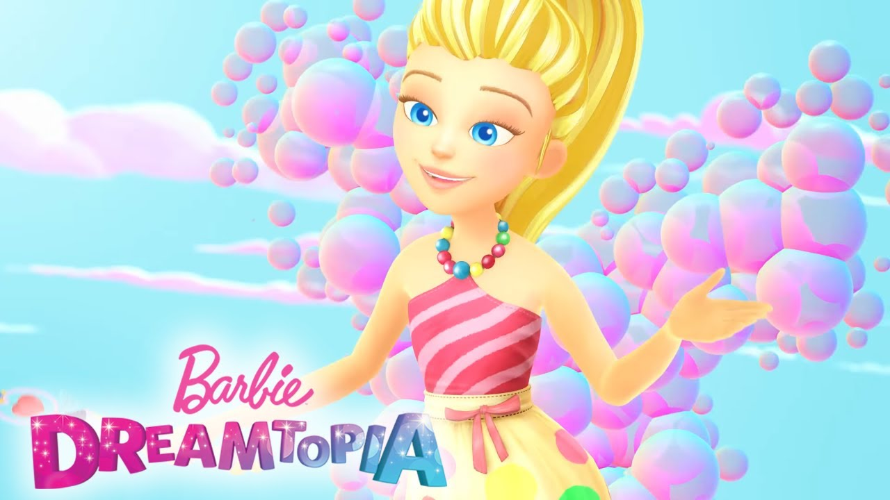 Image result for barbie dreamtopia