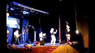 55 - ти летие Сосногорска, Республика КОМИ. 03.12.2011