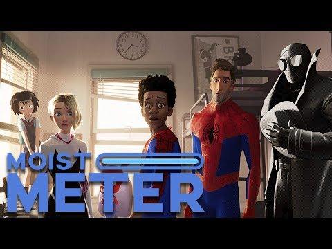 Moist Meter | Spider-Man: Into The Spider-Verse