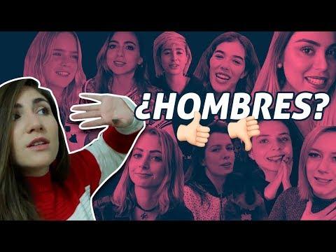 Cosas que NOS GUSTAN y NO NOS GUSTAN de los HOMBRES FT Youtubers latinas- Nath Campos