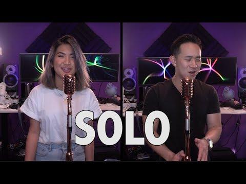 "JENNIE - ""SOLO""  English Cover Jason Chen x Ysabelle Cuevas"
