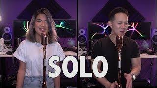"JENNIE - ""SOLO""   English Cover (Jason Chen x Ysabelle Cuevas)"