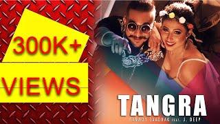 TANGRA (Full Video) | TANMOY SAADHAK ft. J DEEP | Latest Bengali RAP Song 2017