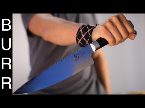 Shun Classic 8 in. Chef Knife Initial Review