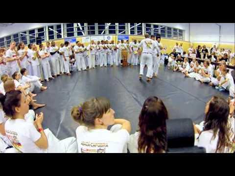 jogos europeus Abada Capoeira 2013 iuna