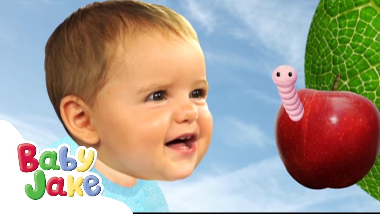 Baby Jake  - Say Hello with Baby Jake! | Full Episodes | Cartoons for Kids
