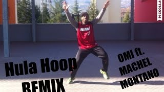 Hula Hoop soca Remix - OMI ft. Machel Montano Zumba choreography by Kelly Roberts