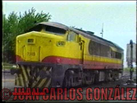Deposito Locs.Olavarria - Baldwin & Cockerill - FCGR