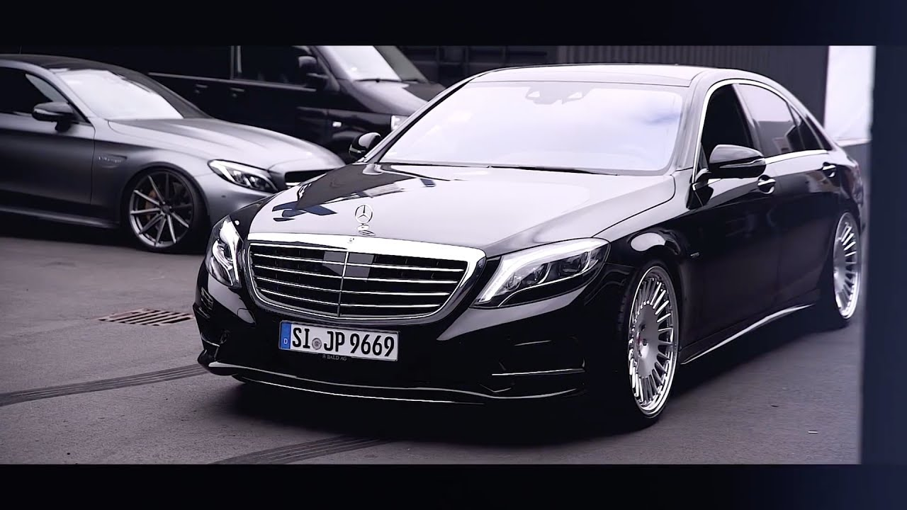 JP Performance - Mercedes-Benz S500e