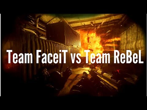 Team FaceiT vs Team ReBeL - Genetic Gaming Ramadan Tournament.