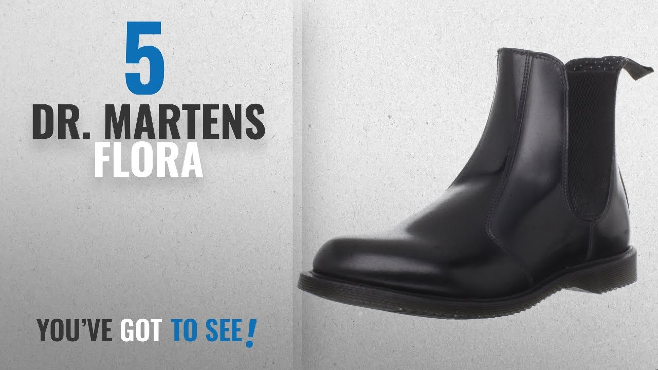 Top 5 Dr. Martens Flora  2018   Dr. Martens Women s Vegan Flora Chelsea  Boot Chelsea Boot f1d679730c