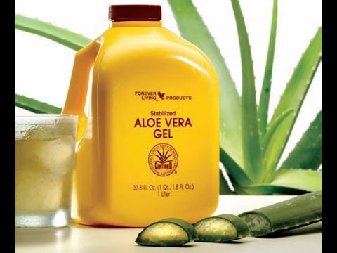 DETOXIFY YOUR BODY : Aloe Vera Gel Experiment Cleans Your Bo