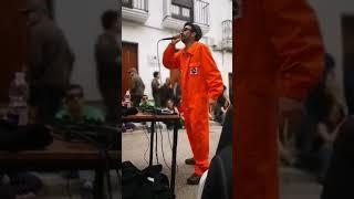 PROTESTANGO - Inmigrante Street Performance