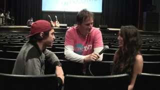 Mix 107.7's 2014 Concert for a Cure - Alex & Sierra Interview