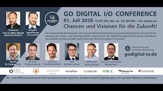 GO-DIGITAL I/O #1 - Die Digitalisierung im Fokus