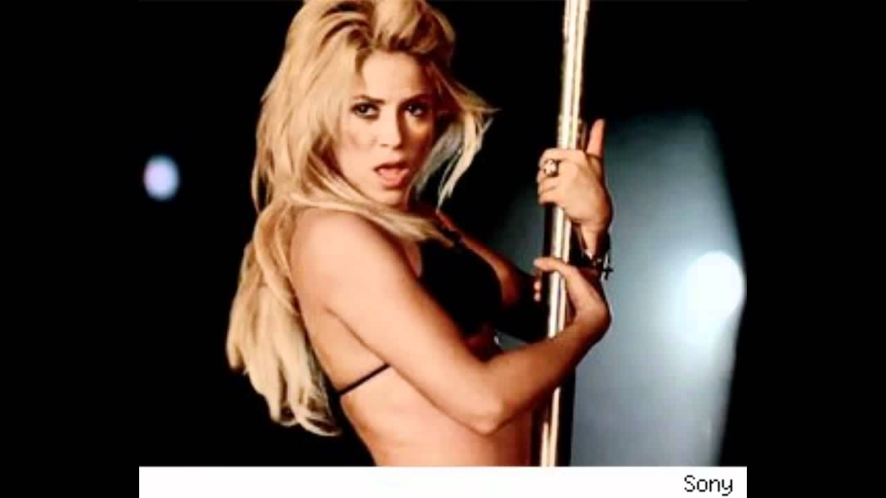 Results for shakira music video