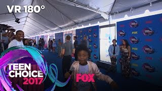 CeCe Proves That She Is The Cutest Girl To Ever Hold A Microphone | TEEN CHOICE