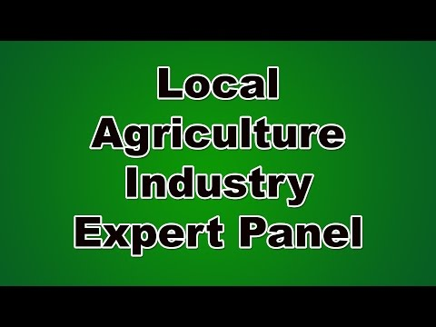 Local Agriculture Industry Expert Panel