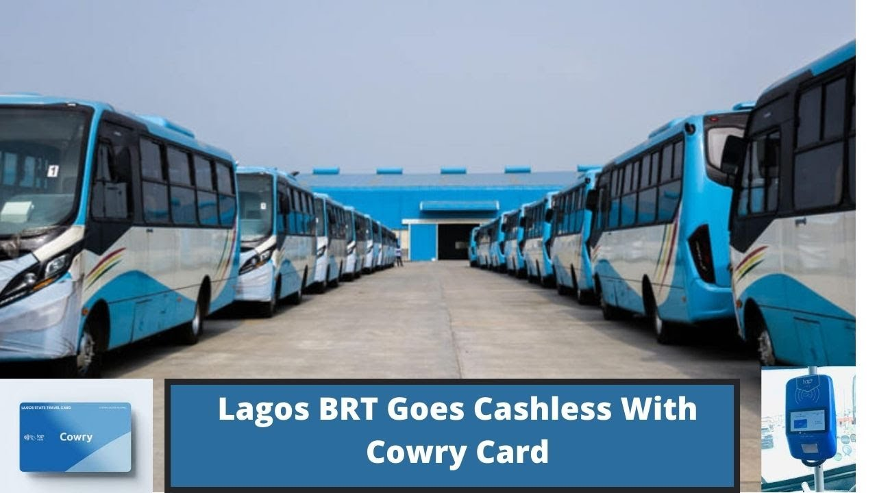 Download Lagos BRT Goes Cashless With Cowry Card [Road Trip From Oshodi Interchange to Abule Egba]