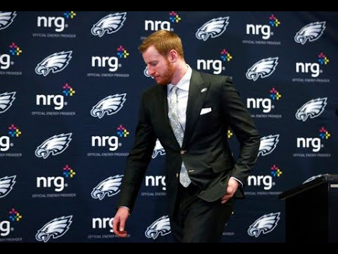 Carson Wentz on Philadelphia Eagles loss to Dallas Cowboys