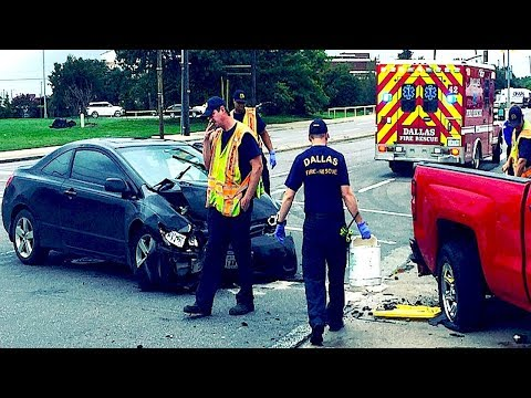 🇺🇸 AMERICAN CAR CRASH / INSTANT KARMA COMPILATION #157