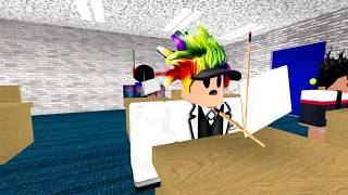 Basics In Behavior (preview) (A roblox music/animation video)