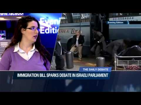 New Israeli Immigration Bill with Elizabeth Tsurkov & May Golan