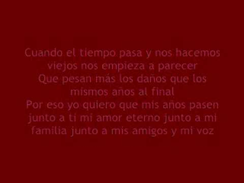 Juanes Nada Valgo Sin Tu Amor Lyrics Youtube