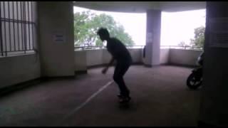 Nunkima Ralte : Escape reality through skating (India)
