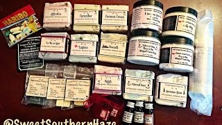 Future Primitive Soap Spring 2015 Collection Haul plus extras