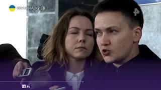 Надежда Савченко пополнила базу Миротворца