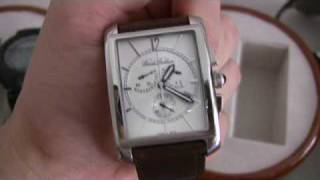 Brooks Brothers Chronograph dress watch