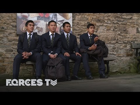 Gurkha Recruits Take Their First Steps Into British Society | Forces TV