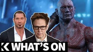 What's On: Dave Bautista Tolak Guardians of the Galaxy Tanpa James Gunn