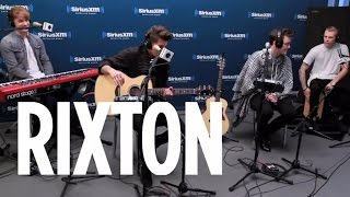 "Rixton ""Ignition (Remix)"" R. Kelly Cover Live @ SiriusXM // Hits 1"