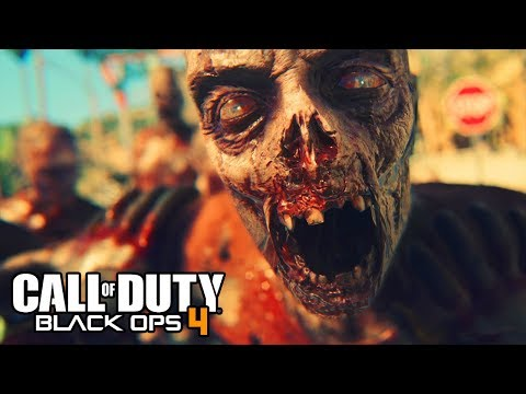 Call of Duty : Black Ops 4 Zombies Official Leak Confirmed! (NEW LEAKED DETAILS)