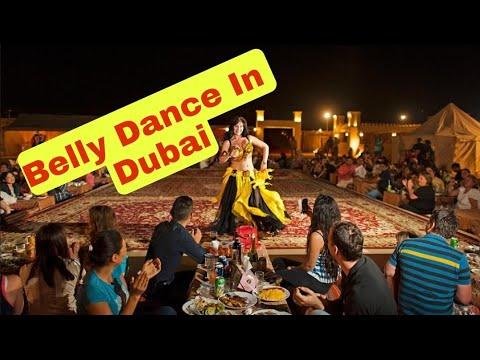 Amazing Belly Dance In Dubai Desert