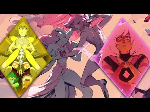 PINK DIAMOND VS EVERYONE! Unexpected War? [Steven Universe Theory] Crystal Clear