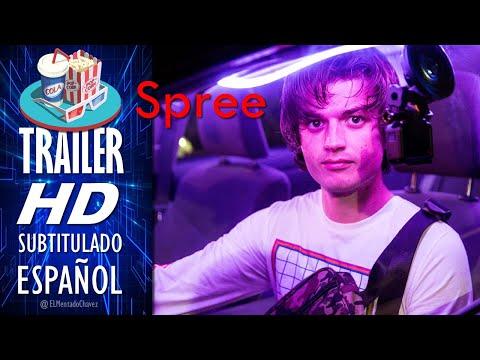 SPREE (2020) 🎥 Tráiler Oficial En ESPAÑOL (Subtitulado) LATAM 🎬 Película, Comedia, Suspenso