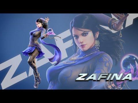 Download TEKKEN 7 - Zafina Launch Trailer | PS4, XB1, PC
