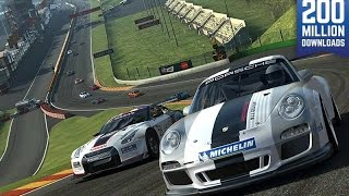 Real Racing 3 - Mobil Racing Action Games - Videos Games for Kids Android