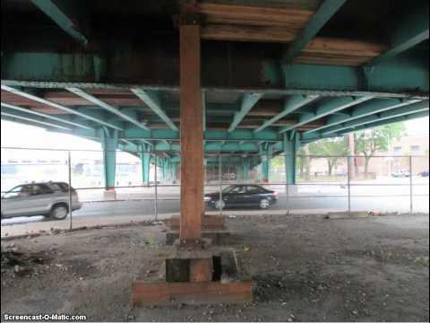 Exploring the Harlem River Drive 125th Street Viaduct
