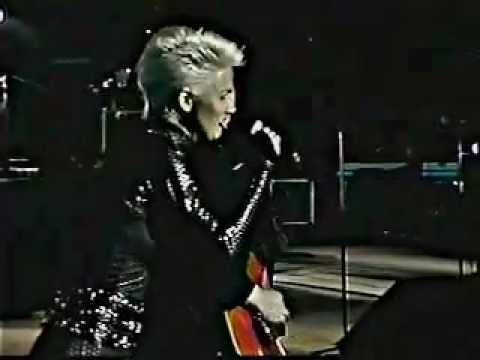 Roxette Fading like a Flower Live in Chile 1992