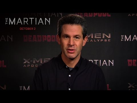 The Martian  Simon Kinberg  Q&A HD  20th Century FOX