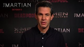 The Martian | Simon Kinberg Fan Q&A [HD] | 20th Century FOX