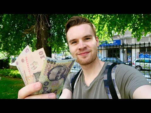 HOW EXPENSIVE IS BUCHAREST, ROMANIA? 🇷🇴 A DAY OF BUDGET TRAVEL