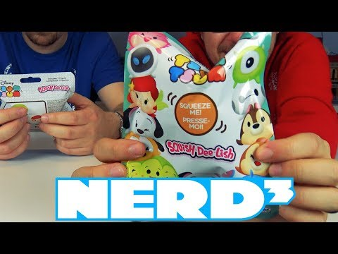 Nerd³ Toys - Squishy Ashens thumbnail