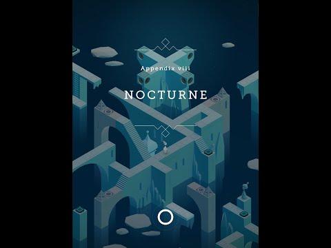Monument Valley Forgotten Shores walkthrough - Appendix 8, Nocturne